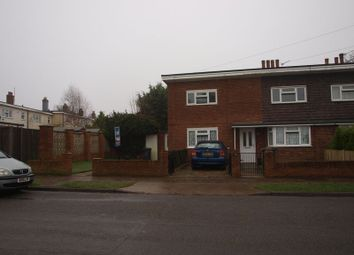 Thumbnail 2 bedroom flat to rent in Oriel Avenue, Gorleston, Great Yarmouth