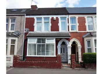 Thumbnail 3 bed terraced house for sale in Bartlett Street, Caerphilly