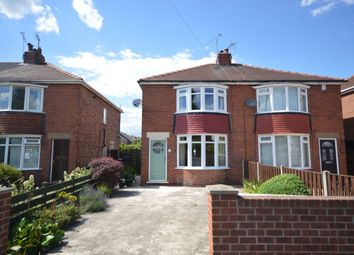 3 bed semi-detached house for sale in St. Martins Avenue, Scawsby, Doncaster, South Yorkshire DN5