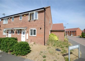 Thumbnail 3 bed semi-detached house for sale in Tabby Drive, Three Mile Cross, Reading