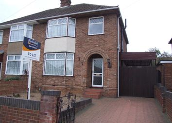 Thumbnail 3 bedroom property to rent in Ashcroft Road, Ipswich
