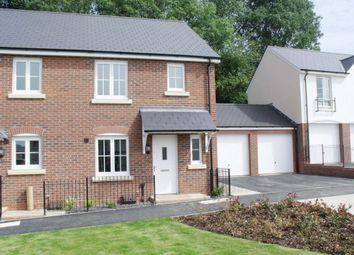 Thumbnail 3 bed semi-detached house to rent in Vaughan Crescent, Pontarddulais, Pontarddulais