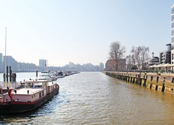 Thumbnail 1 bed houseboat for sale in Imperial Wharf Moorings, Fulham