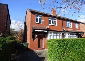 Thumbnail 3 bedroom semi-detached house to rent in Bonis Crescent, Stockport