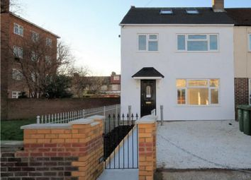 Thumbnail 4 bed terraced house to rent in Bradfield Drive, Barking, Essex