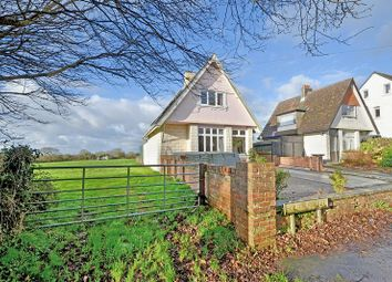 Thumbnail 2 bed detached house for sale in South Street, Grampound Road, Truro
