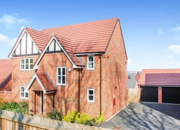 4 bed detached house for sale in Courtney Close, Hunsbury Fields, Northampton NN4