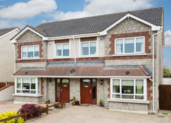 Thumbnail 3 bed semi-detached house for sale in 75 Fox Lodge Manor, Ratoath, Meath