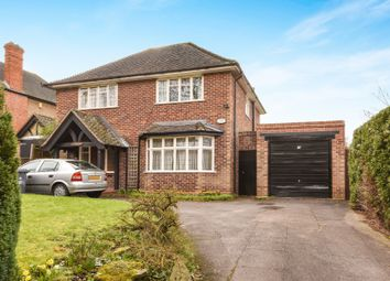 Thumbnail 3 bed detached house for sale in Shinfield Road, Reading