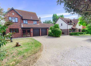 Thumbnail 4 bed detached house for sale in Fairway Drive, Burnham-On-Crouch