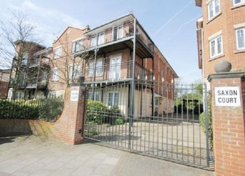 Thumbnail 2 bed flat for sale in Saxon Court, Hale Lane, Edgware, Greater London.