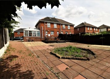 Thumbnail 3 bed semi-detached house for sale in Manor Street, Carlton, Barnsley, South Yorkshire