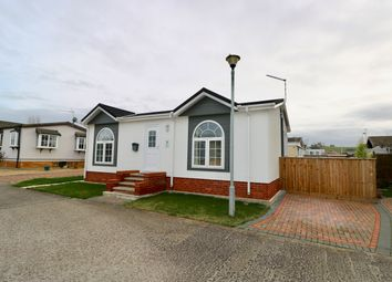 Thumbnail 2 bed mobile/park home for sale in The Circuit, Stratford Upon Avon