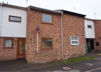 Thumbnail 3 bed terraced house for sale in Lambourn Crescent, Leamington Spa