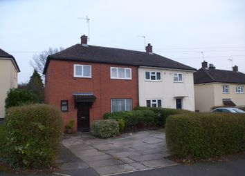 Thumbnail 3 bed semi-detached house to rent in Rilstone Road, Quinton, Birmingham