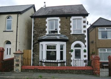 Thumbnail 3 bed detached house for sale in Waterloo Road, Talywain, Pontypool