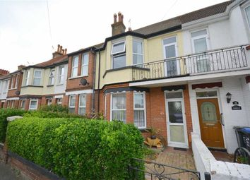Thumbnail 3 bed terraced house for sale in Upper Dane Road, Margate, Kent