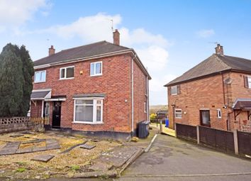Thumbnail 3 bed semi-detached house for sale in Barks Drive, Norton, Stoke-On-Trent.
