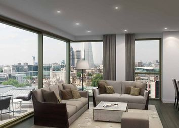 Thumbnail 1 bed flat for sale in Royal Mint Gardens, Wapping
