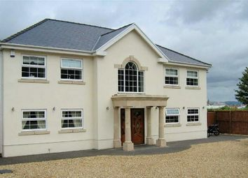 Thumbnail 4 bed detached house for sale in Hendy Road, Penclawdd, Swansea