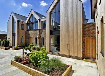 Thumbnail 2 bedroom flat for sale in Grange Road, Midhurst, West Sussex