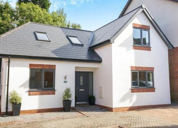 Thumbnail 4 bed detached house for sale in Village Close, Weaverham, Northwich, Cheshire