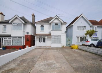 Thumbnail 3 bed flat for sale in North Road, Lower Parkstone, Poole