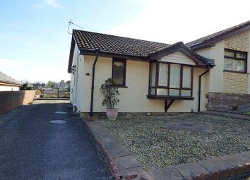 Thumbnail 1 bed property for sale in 2 Oak Hill Park, Skewen, Neath .