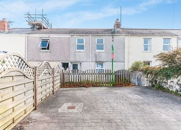 3 bed terraced house for sale in Pengegon Moor, Pengegon, Camborne, Cornwall TR14