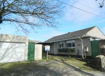 Thumbnail 2 bedroom detached bungalow for sale in Albany Lane, Redruth