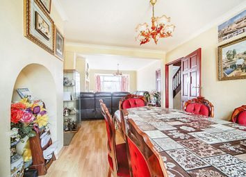 Thumbnail 3 bed semi-detached house for sale in Church Hill Road, North Cheam, Sutton