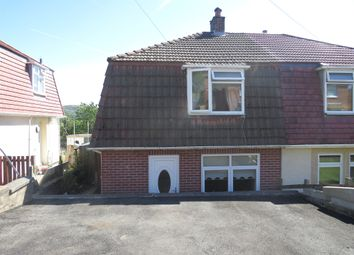 Thumbnail 2 bedroom semi-detached house for sale in Lon Heddwch, Clydach, Swansea