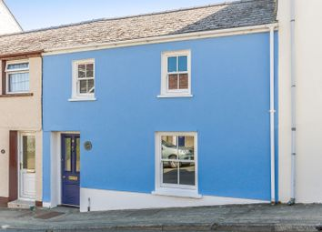 Thumbnail 3 bed terraced house for sale in Wallis Street, Fishguard