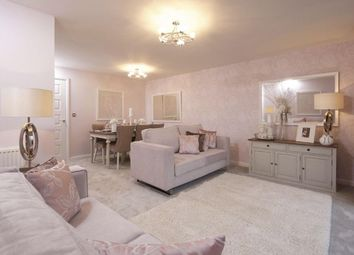 "Thumbnail 4 bedroom semi-detached house for sale in ""Oakham"" at Winnington Avenue, Northwich"