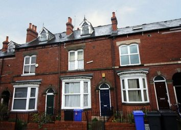 Thumbnail 3 bedroom terraced house for sale in Sharrow Street, Sheffield, South Yorkshire