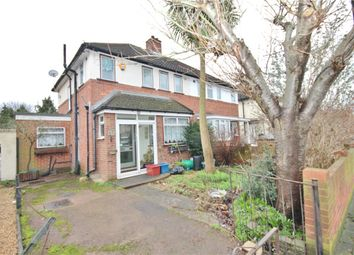 Thumbnail 3 bed semi-detached house for sale in Lincoln Road, Hanworth, Middlesex