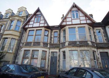 Thumbnail 3 bed maisonette to rent in Coronation Road, Southville, Bristol