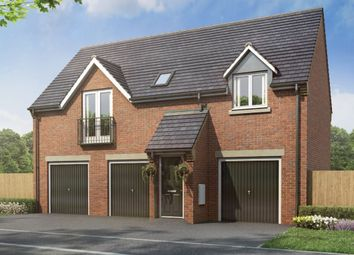 Thumbnail 2 bedroom detached house for sale in The Winthorpe, Livingstone Road (Off Lyveden Way), Oakley Vale, Corby, Northamptonshire