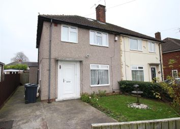 Thumbnail 3 bed semi-detached house for sale in Fenby Avenue, Darlington