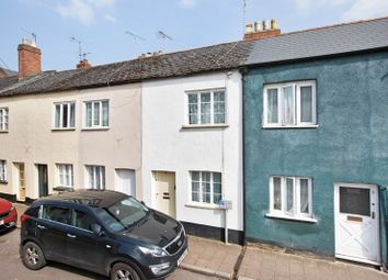 Thumbnail 1 bed terraced house for sale in Castle Street, Tiverton
