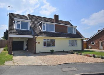 Thumbnail 4 bed semi-detached house for sale in Gatton Way, Hucclecote, Gloucester, Gloucester