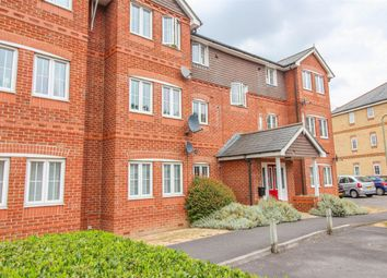 Thumbnail 2 bed flat for sale in Britannia Drive, Beggarwood, Basingstoke