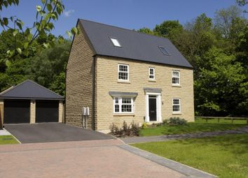 "Thumbnail 5 bed detached house for sale in ""Moorecroft"" at Bodington Way, Leeds"