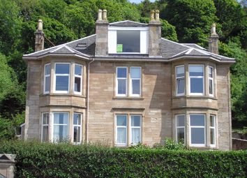 Thumbnail 4 bed flat for sale in Marine Parade, Millport, Isle Of Cumbrae