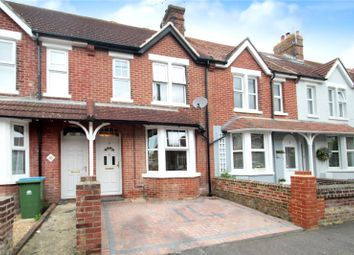 Thumbnail 3 bed terraced house for sale in Talbot Road, Littlehampton