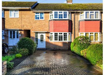 3 bed terraced house for sale in Linden Close, Chelmsford CM2