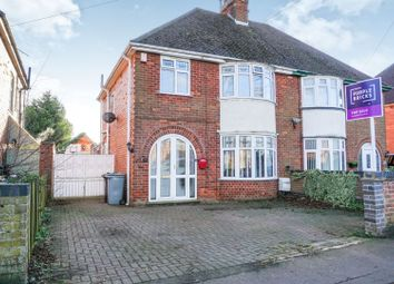 Thumbnail 3 bed semi-detached house for sale in Dysart Road, Grantham