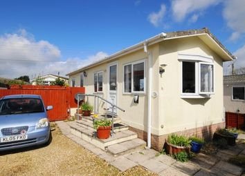 Thumbnail 1 bed mobile/park home for sale in Lady Bailey Park, Winterbourne Whitechurch, Blandford