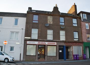 Thumbnail 1 bedroom flat to rent in Castle Street, Montrose, Angus