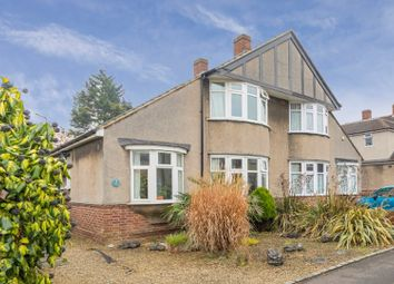 Thumbnail 3 bed semi-detached house for sale in Oaks Avenue, Feltham